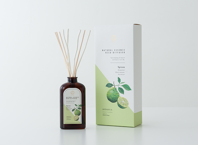 shizen<br>&#8220;Reed Diffuser&#8221;