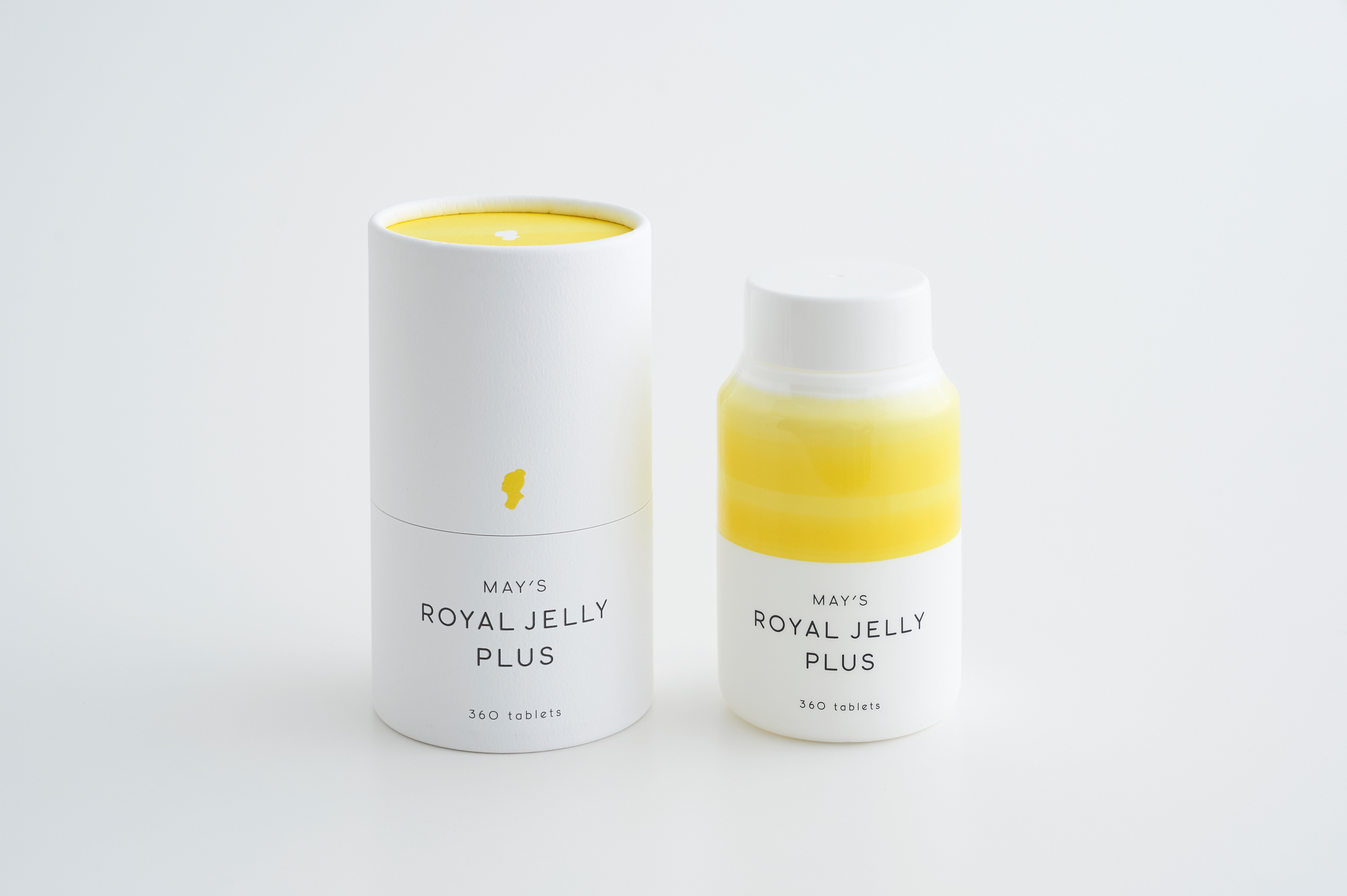 MAY'S ROYAL JELLY PLUS