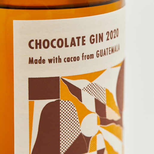 Dandelion Chocolate Gin